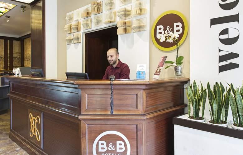 B&B Hotel Napoli - General - 9