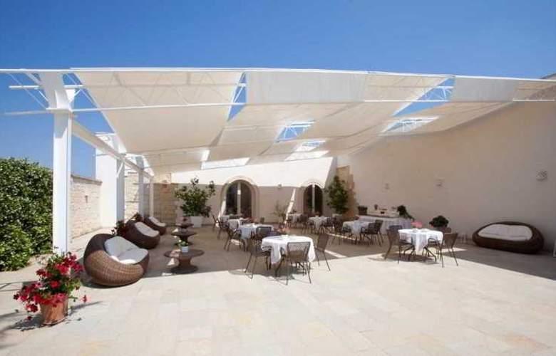 Masseria Terra Dei Padri Hotel - Terrace - 8
