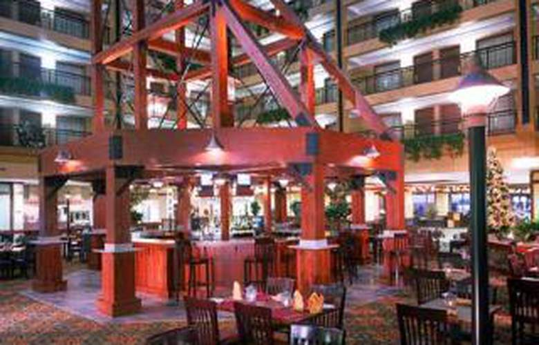 Embassy Suites Denver International Airport - Restaurant - 5
