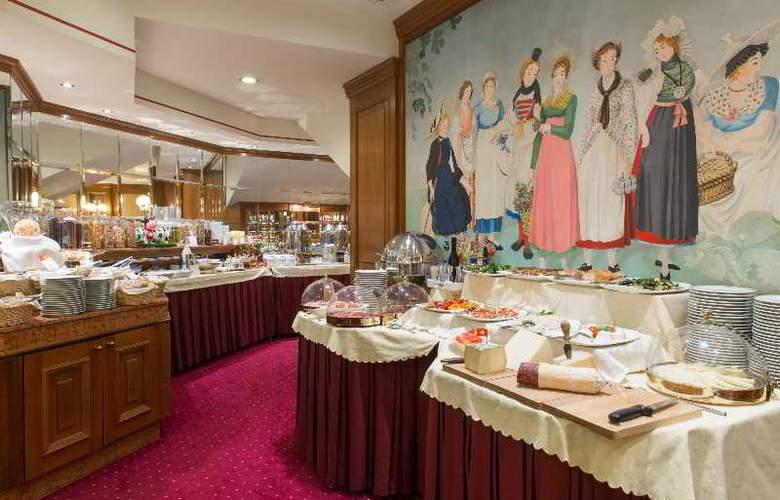 Hotel Lugano Dante Center - Restaurant - 9