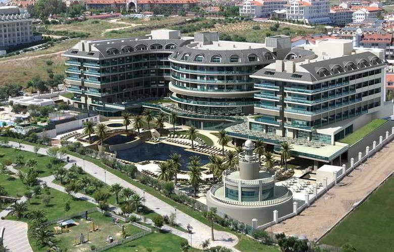Commodore Elite Suites & Spa - Hotel - 0