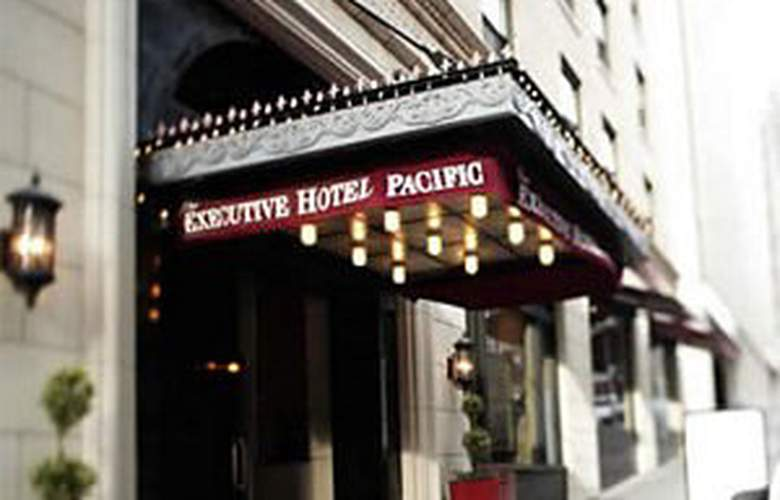 Executive Hotel Pacific - Hotel - 0