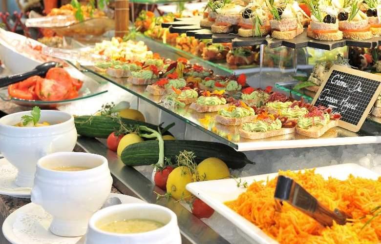 Best Western Saphir - Restaurant - 35