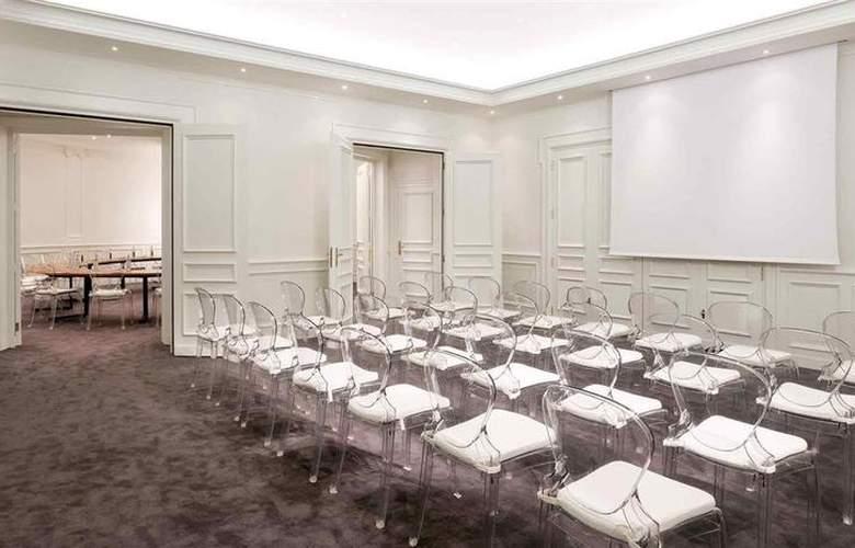 Sofitel Rome Villa Borghese - Conference - 96