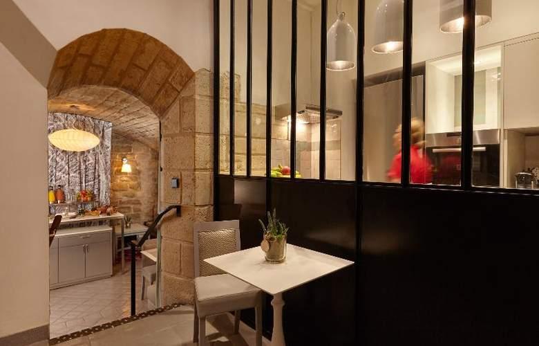 Saint Louis Bastille - Restaurant - 77
