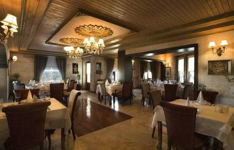 Cappadocia Cave Resort & Spa - Restaurant - 8