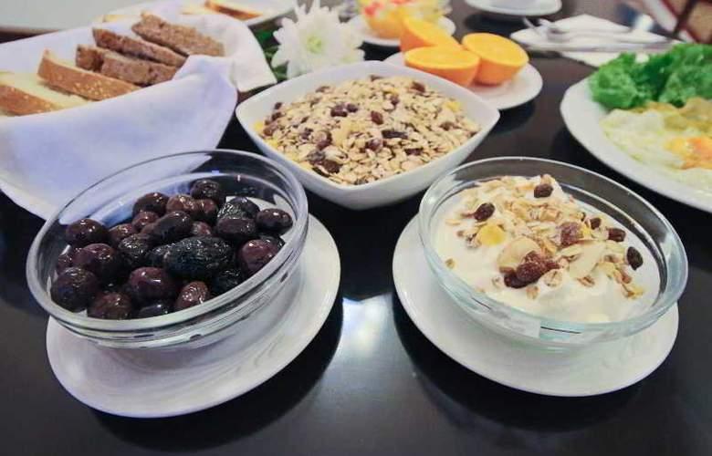Alexiou hotel - Restaurant - 27