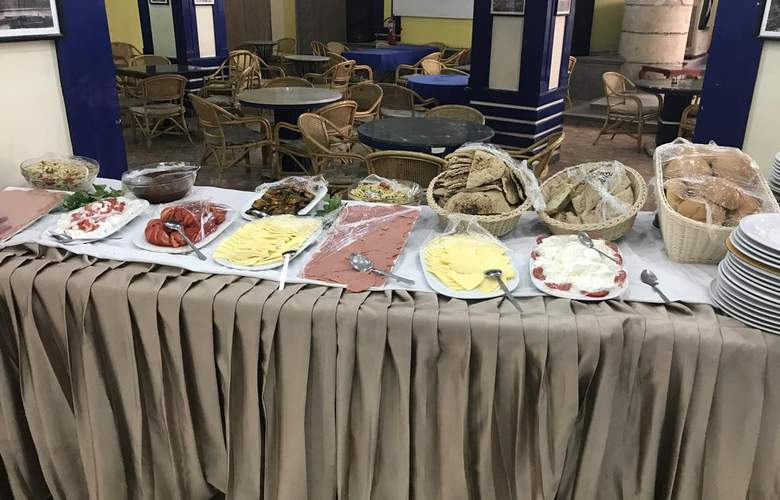 Gaddis Luxor Hotel, Suites and Apartments - Meals - 5