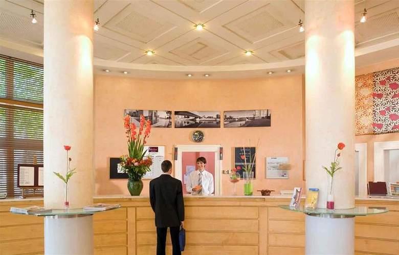 Mercure Montpellier Antigone - Hotel - 46