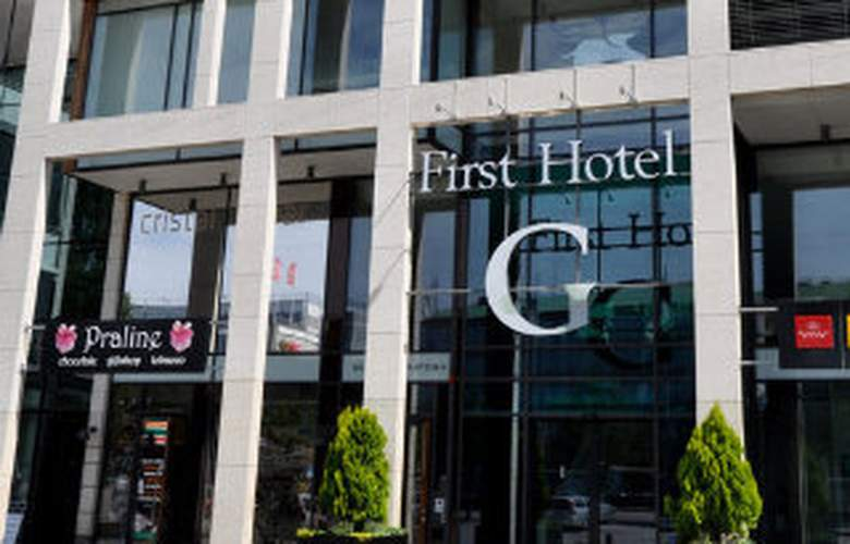 First Hotel G - Hotel - 0