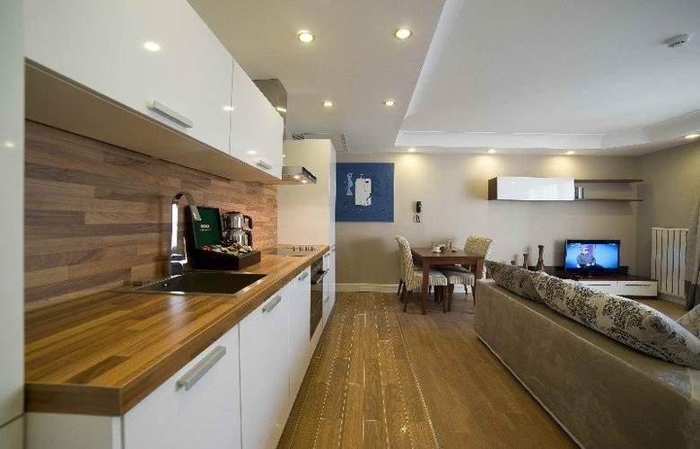 Taba Luxury Suites - Room - 12