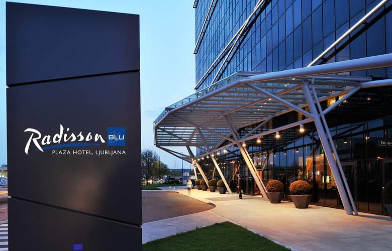 Radisson Blu Plaza Ljubljana - Hotel - 0