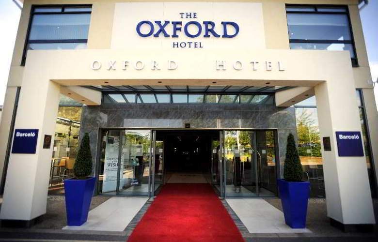 Jurys Inn Oxford - Hotel - 0
