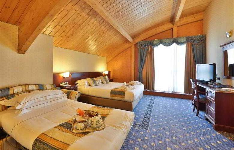 BEST WESTERN Classic Hotel - Hotel - 37