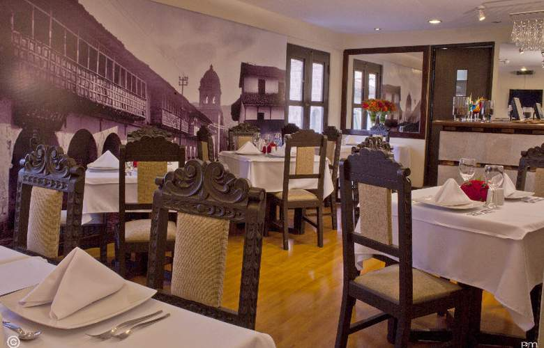 Sonesta Posadas del Inca Cusco - Restaurant - 6