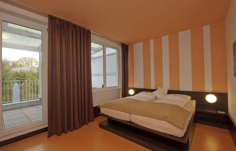 Hotel Grenzfall - Room - 1
