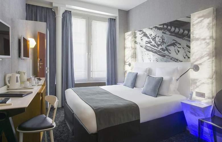 Best Western Premier Marais Grands Boulevards - Room - 14
