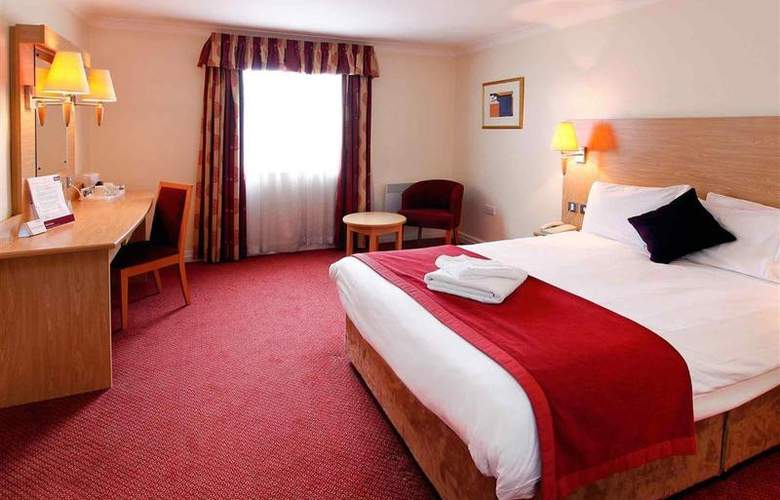Mercure Chester North Woodhey House Hotel - Room - 26