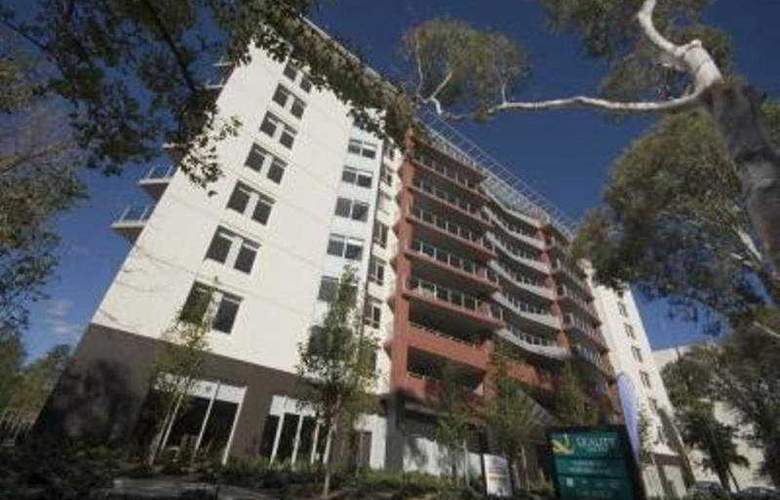 Quality Suites Cliffon On Northbourne - General - 1