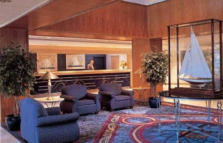 Newport Marriott - Hotel - 14