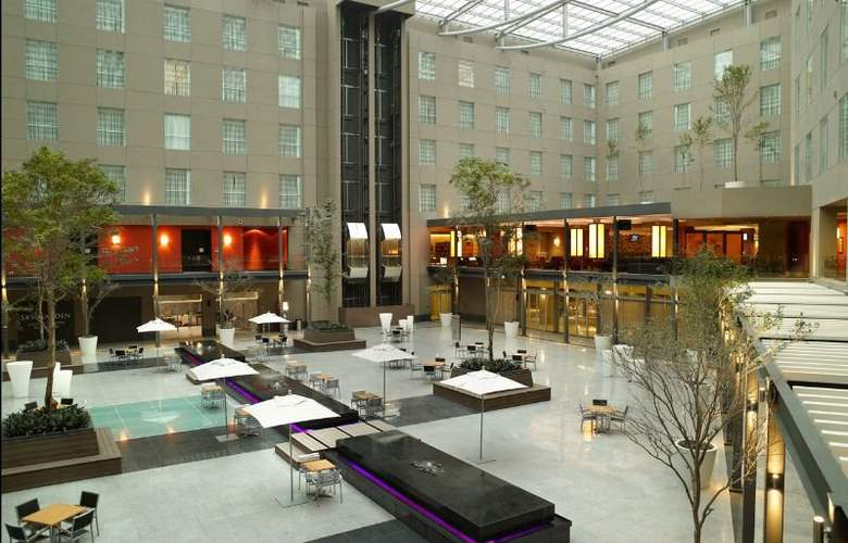 Courtyard Mexico City Airport - Hotel - 6