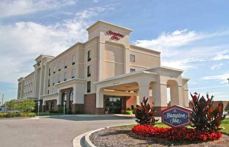 Hampton Inn Indianapolis Northwest - Park 100 - Hotel - 0