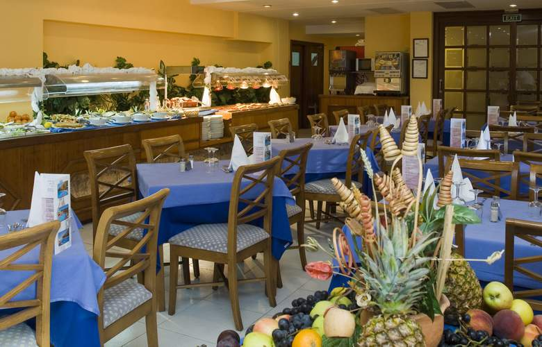 Caprice Alcudia Port by Ferrer Hotels - Restaurant - 4
