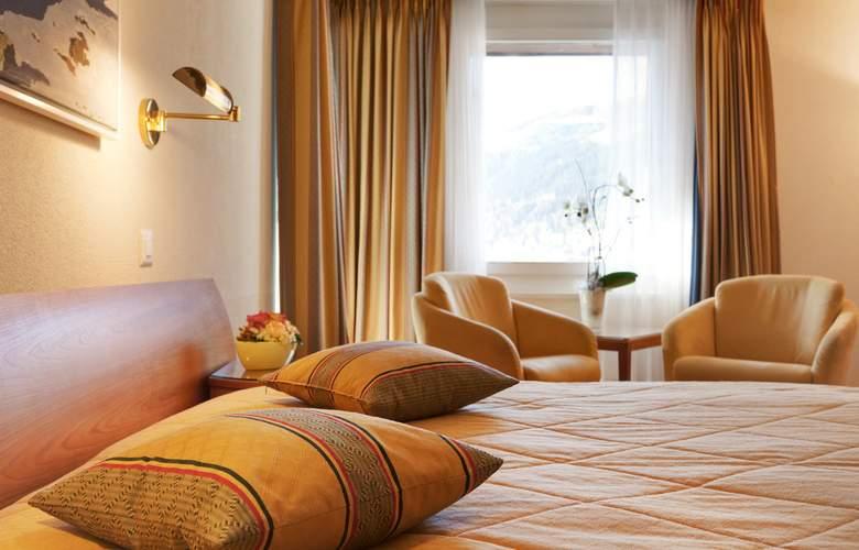 Kongress Hotel Davos - Room - 2