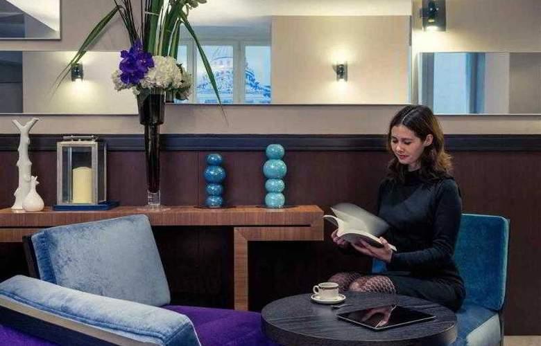 Mercure Paris La Sorbonne - Hotel - 7