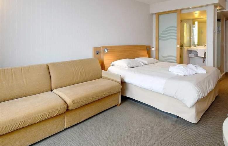 Novotel Thalassa Le Touquet - Room - 37