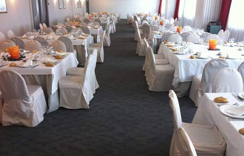 Sercotel Rey Sancho - Restaurant - 3