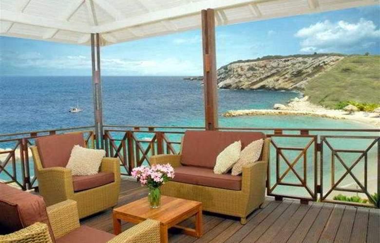 Blue Bay Hotel Curacao - Terrace - 9