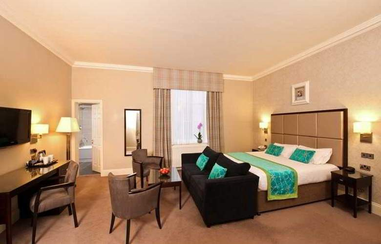 Edinburgh City - Room - 5