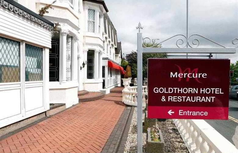 Mercure Wolverhampton Goldthorn Hotel - Hotel - 26
