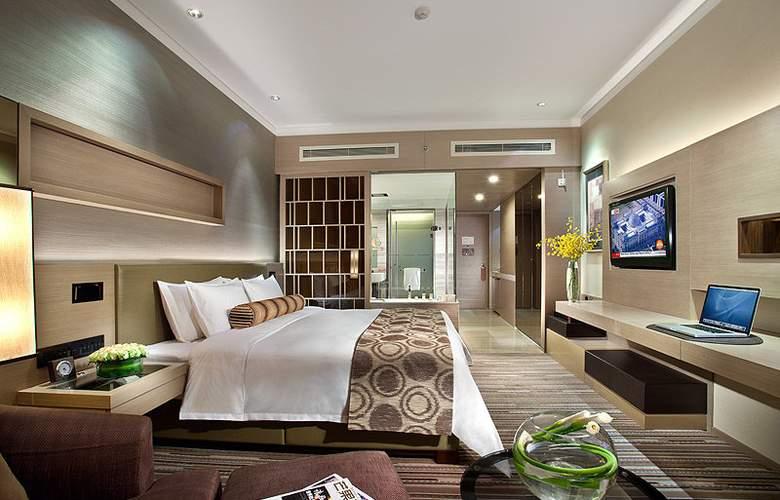 Longchamp Garden Hotel Changsha - Room - 7