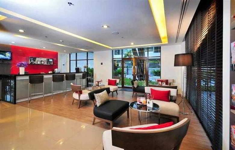 Ibis Bangkok Riverside - Hotel - 34
