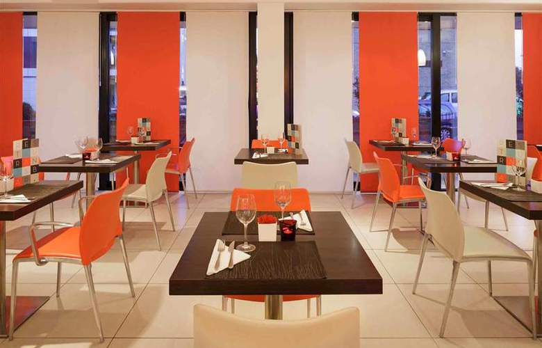 ibis London Docklands Canary Wharf - Restaurant - 3