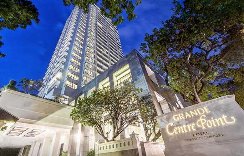 Centre Point Wireless Road Hotel & Residence - Hotel - 8