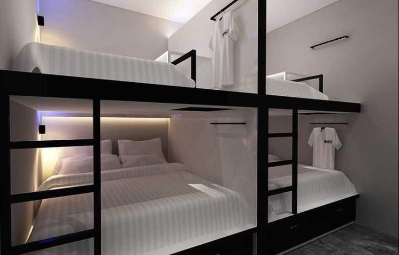 Bunc@Radius Hostel - Room - 7
