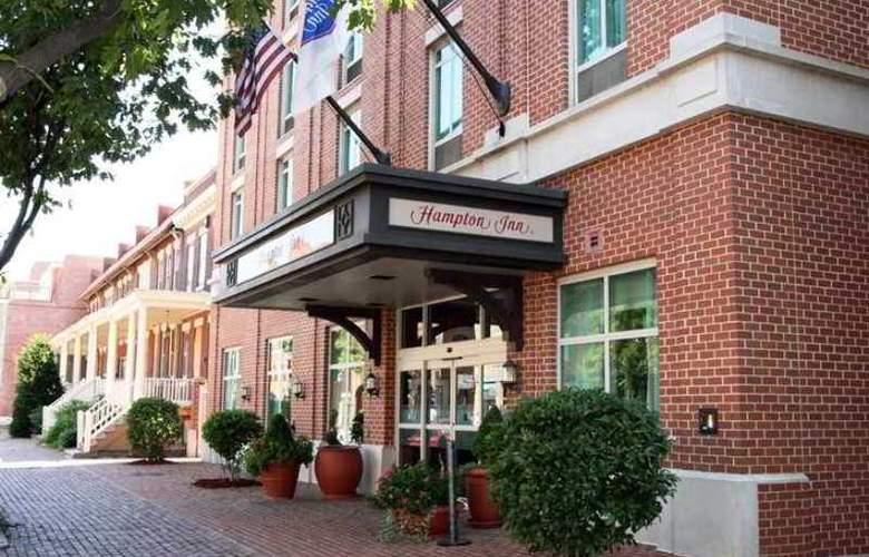 Hampton Inn Alexandria-Old Town/King St. Metro - Hotel - 4