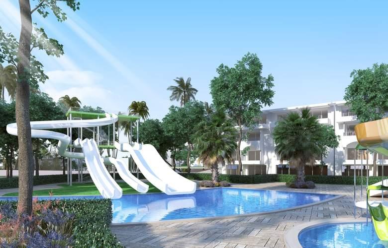 Iberostar Selection Kuriat Palace - Pool - 12