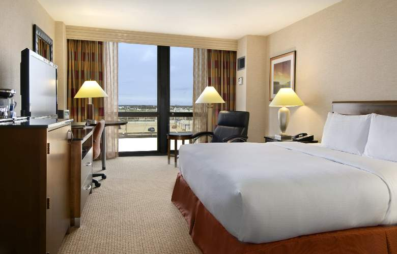Hilton Chicago O'Hare Airport - Room - 3