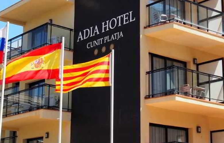 Adia Cunit Playa - Hotel - 5