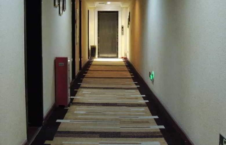 Guangzhou Blog Hotel - Terrace - 15