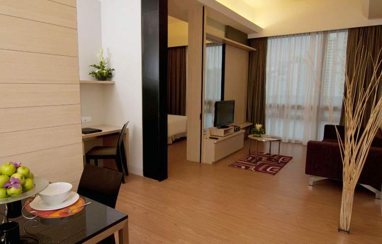 Swiss-Garden Hotel & Residences Kuala Lumpur - Room - 4