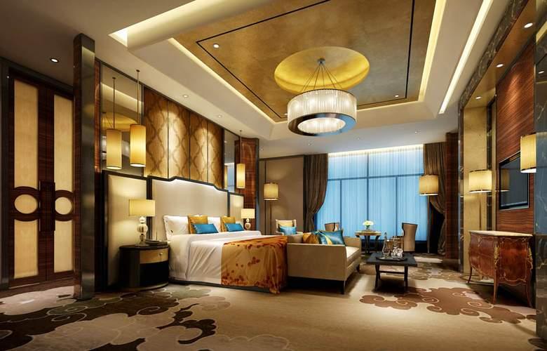Maputo Afecc Gloria hotel - Room - 18