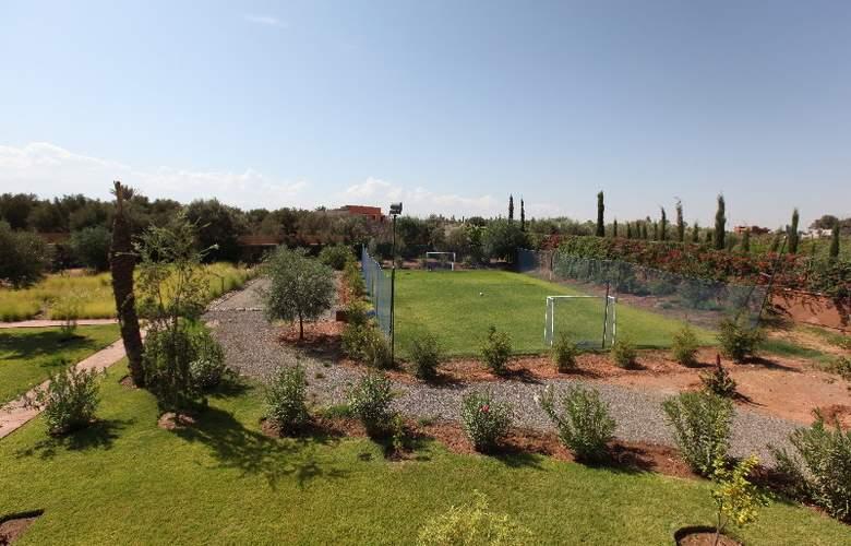 les jardins de zyriab - Hotel - 9