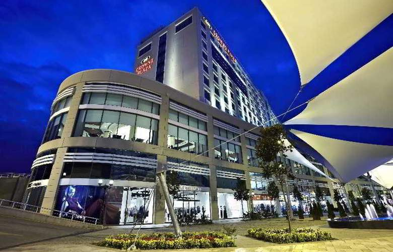 Crowne Plaza Istanbul Asia - Hotel - 0