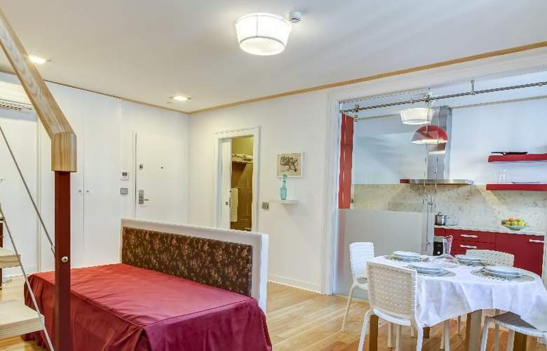 Lisbon Apartments Palacio Camoes - Hotel - 10