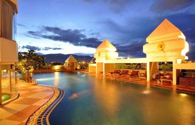 Centara Duangtawan Hotel Chiang Mai - Pool - 6